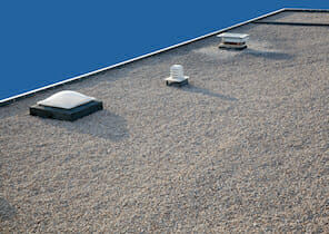 Flat Roof Repair & Flat Roof Installation - KCG Roofing