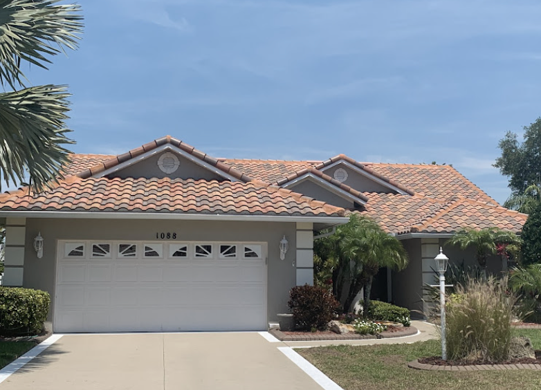 Cleaning Your Roof in Florida