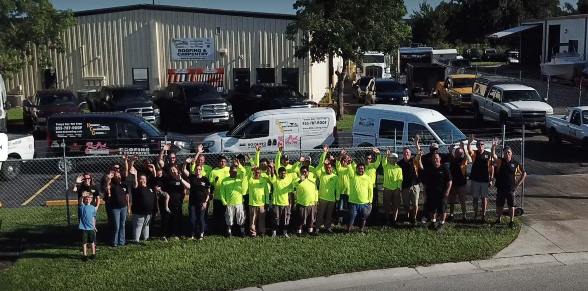 Looking for Roofing Companies in Tampa?