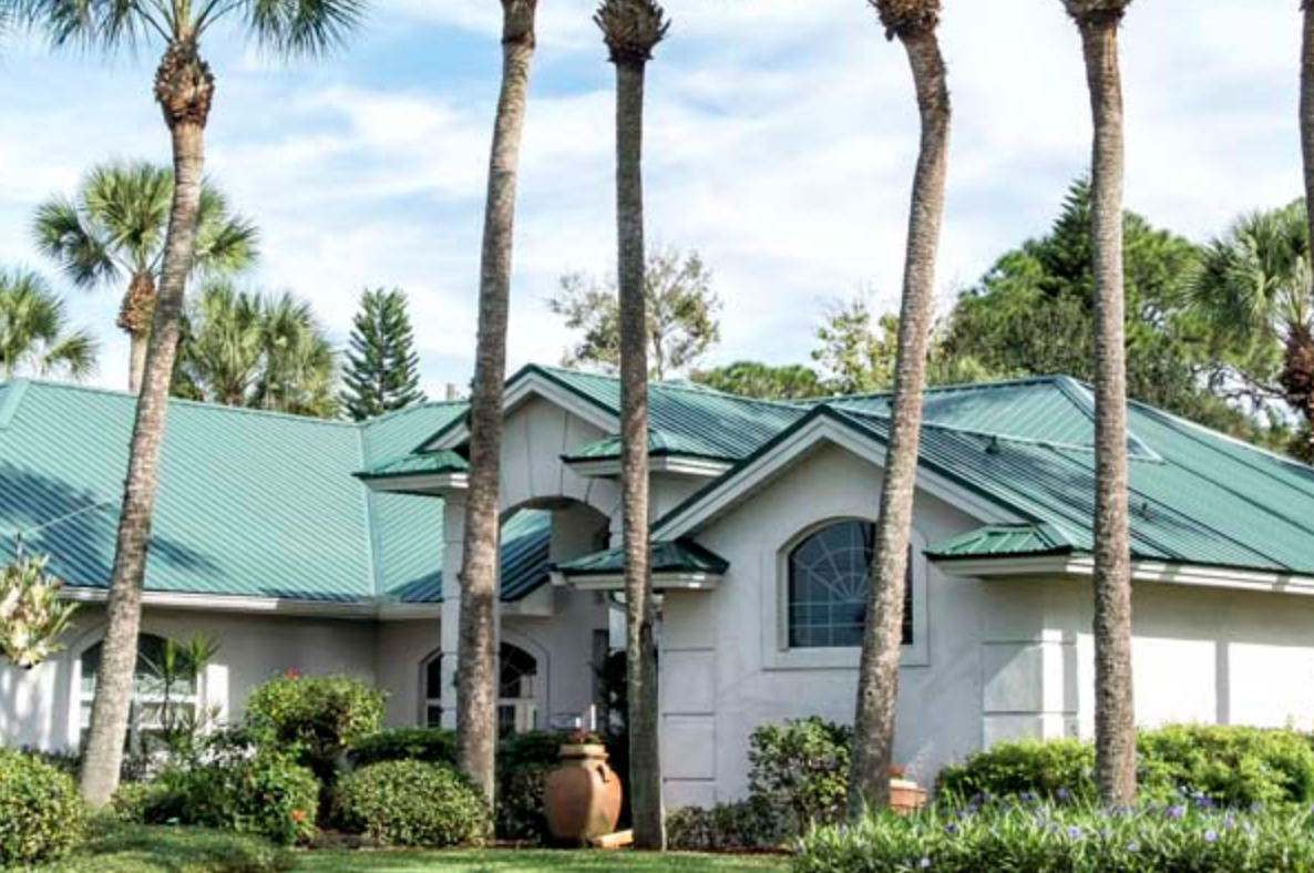 Benefits And Drawbacks of Metal Roofing for Florida Homes